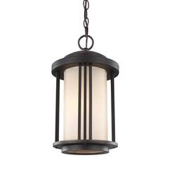 Sea Gull Lighting 6247901-71 One Light Outdoor Pendant