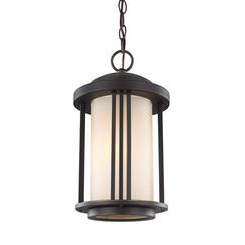 Sea Gull Lighting 6247901EN3-71 One Light Outdoor Pendant