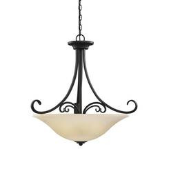 Sea Gull Lighting 65120-820 Four Light Pendant