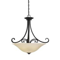 Sea Gull Lighting 65120EN3-820 Four Light Pendant