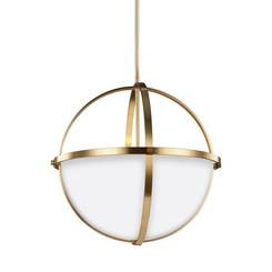 Sea Gull Lighting 6624603EN3-848 Three Light Pendant