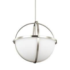 Sea Gull Lighting 6624603EN3-962 Three Light Pendant