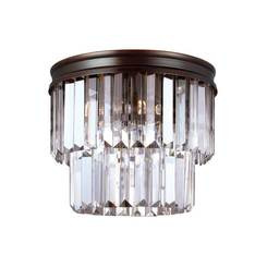 Sea Gull Lighting 7514002-710 Carondelet Two Light Flush Mount