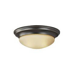 Sea Gull Lighting 7544593S-782 Medium LED Ceiling Flush Mount
