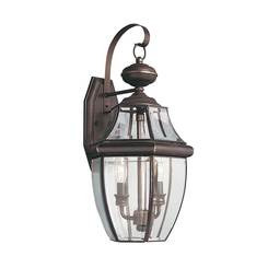 Sea Gull Lighting 8039-71 Two Light Outdoor Wall Lantern