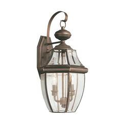 Sea Gull Lighting 8039EN-71 Two Light Outdoor Wall Lantern