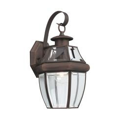 Sea Gull Lighting 8067-71 One Light Outdoor Wall Lantern