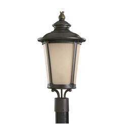 Sea Gull Lighting 82240-780 One Light Outdoor Post Lantern