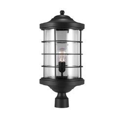 Sea Gull Lighting 8224401-12 One Light Outdoor Post Lantern