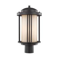 Sea Gull Lighting 8247901-71 One Light Outdoor Post Lantern