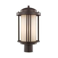 Sea Gull Lighting 8247901EN3-71 One Light Outdoor Post Lantern
