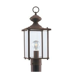 Sea Gull Lighting 8257-71 One Light Outdoor Post Lantern