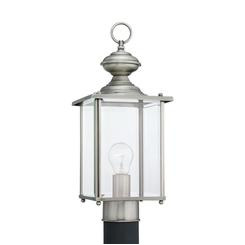 Sea Gull Lighting 8257-965 One Light Outdoor Post Lantern