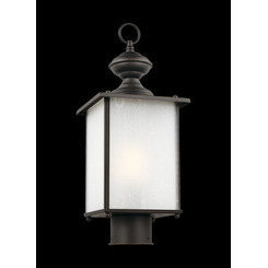 Sea Gull Lighting 82570-71 One Light Outdoor Post Lantern