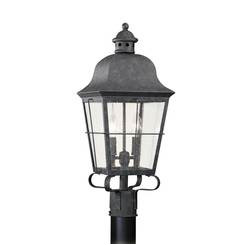Sea Gull Lighting 8262EN-46 Two Light Outdoor Post Lantern