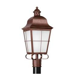 Sea Gull Lighting 82973-44 One Light Outdoor Post Lantern