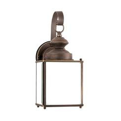 Sea Gull Lighting 84157DEN3-71 One Light Outdoor Wall Lantern