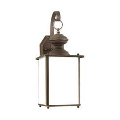 Sea Gull Lighting 84158DEN3-71 One Light Outdoor Wall Lantern