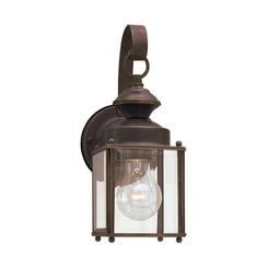 Sea Gull Lighting 8456-71 One Light Outdoor Wall Lantern