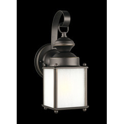 Sea Gull Lighting 84560-71 One Light Outdoor Wall Lantern