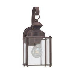 Sea Gull Lighting 8457-71 Jamestowne One Light Outdoor Wall Lantern