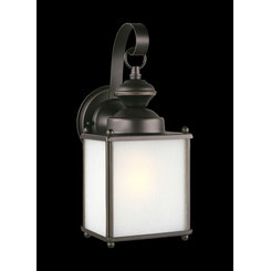 Sea Gull Lighting 84570-71 One Light Outdoor Wall Lantern