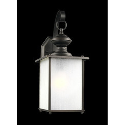 Sea Gull Lighting 84580-71 One Light Outdoor Wall Lantern