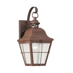 Sea Gull Lighting 8462-44 One Light Outdoor Wall Lantern