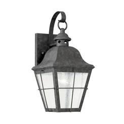 Sea Gull Lighting 8462-46 One Light Outdoor Wall Lantern