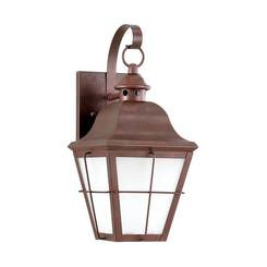 Sea Gull Lighting 8462D-44 One Light Outdoor Wall Lantern