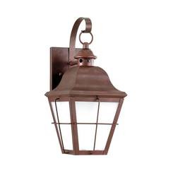 Sea Gull Lighting 8462DEN3-44 One Light Outdoor Wall Lantern
