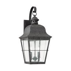 Sea Gull Lighting 8463-46 Two Light Outdoor Wall Lantern