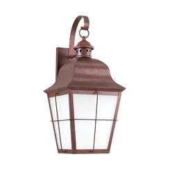 Sea Gull Lighting 8463D-44 One Light Outdoor Wall Lantern