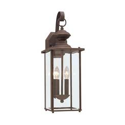 Sea Gull Lighting 8468-71 Two Light Outdoor Wall Lantern