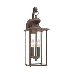 Sea Gull Lighting 8468EN-71 Two Light Outdoor Wall Lantern