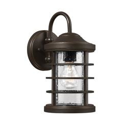 Sea Gull Lighting 8524401-71 One Light Outdoor Wall