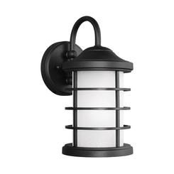 Sea Gull Lighting 8524451-12 Small One Light Outdoor Wall Lantern