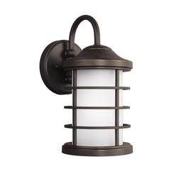 Sea Gull Lighting 8524451EN3-71 Small One Light Outdoor Wall Lantern