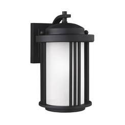 Sea Gull Lighting 8547901-12 Small One Light Outdoor Wall Lantern