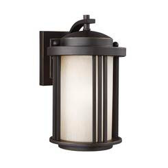 Sea Gull Lighting 8547901-71 Small One Light Outdoor Wall Lantern