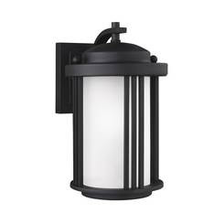 Sea Gull Lighting 8547901EN3-12 Small One Light Outdoor Wall Lantern