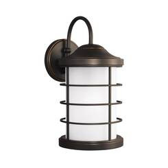 Sea Gull Lighting 8624451EN3-71 Large One Light Outdoor Wall Lantern