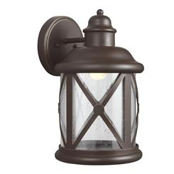 Sea Gull Lighting 8721492S-71-FBA Led Outdoor Wall Sconce