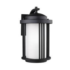 Sea Gull Lighting 8747901-12 Medium One Light Outdoor Wall Lantern