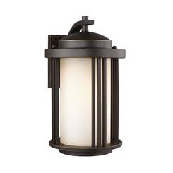Sea Gull Lighting 8747901-71 Medium One Light Outdoor Wall Lantern