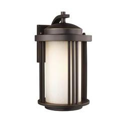 Sea Gull Lighting 8747901EN3-71 Medium One Light Outdoor Wall Lantern