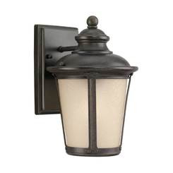 Sea Gull Lighting 8824091S-780 SMALL LED OUTDOOR WALL LANTERN