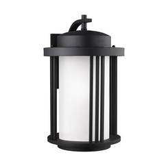 Sea Gull Lighting 8847901-12 Large One Light Outdoor Wall Lantern