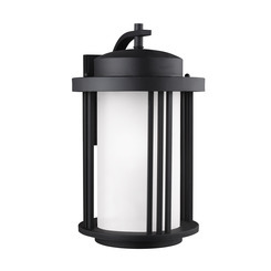 Sea Gull Lighting 8847901DEN3-12 Large One Light Outdoor Wall Lantern