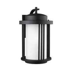 Sea Gull Lighting 8847901EN3-12 Large One Light Outdoor Wall Lantern